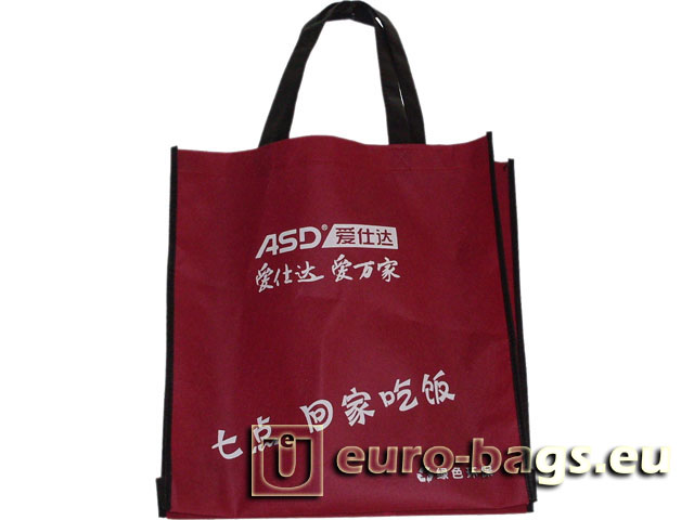Asd Non Woven Fabric Carrier Bag