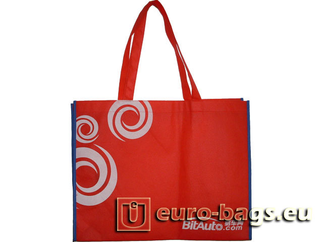 Bit Auto Non Woven Fabric Promotional Bag