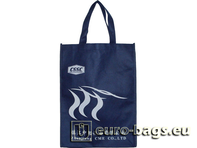 Cssc Royal Blue Non Woven Fabric Portfolio Carrier