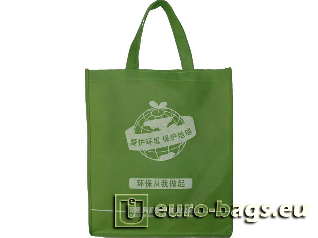 Fengcai Supermarket Non Woven Fabric Shopping Bag | Euro Bags Ltd