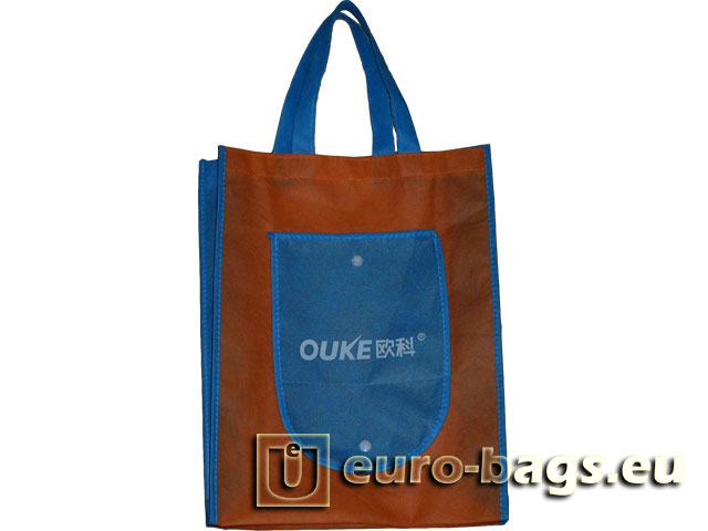 Ouke Foldable Non Woven Fabric Carrier Bag