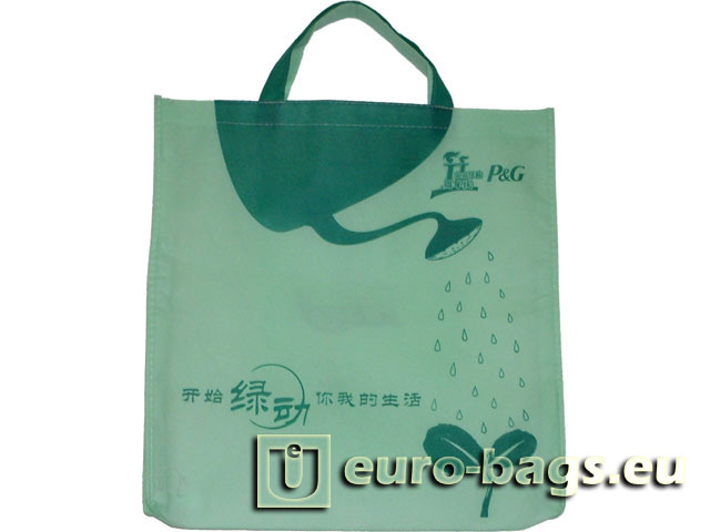 P&G Foldable Non Woven Fabric Carrier Bag