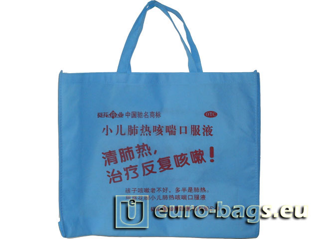 Sunflower Pharmacy Non Woven Fabric Carrier Bag