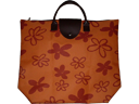 Flower Oxford Tote Bag