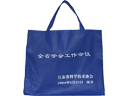 Jiangsu Academic Conference Non Woven Fabric Carrier Bag