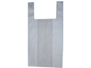 Plain Non Woven Fabric Vest Bag