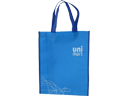 Uni Mart Blue Non Woven Fabric Shopping Bag